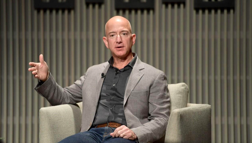 Jeff Bezos net worth 2020