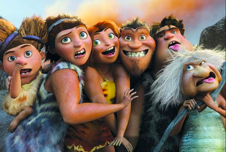 the croods 2  release date 23 December 2020