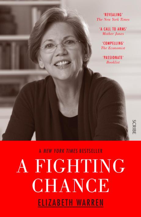 books by Elizabeth Warren