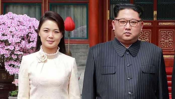 Ri Sol Ju, Wife of Kim Jong Un's Absence Stirs Mystery