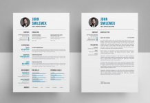 best font for resume