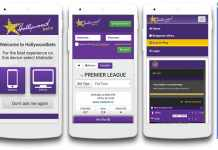 The Hollywoodbets app takes mobile betting to the next level