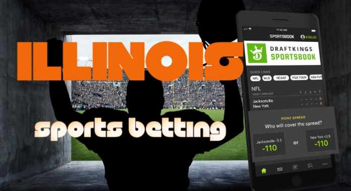 Sports Betting is finally live in Illinois