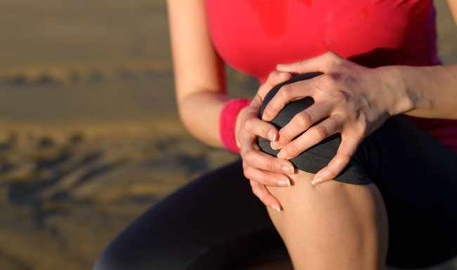 non-surgical remedy for knee conditions