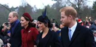 Prince William upset over Harry and Meghan
