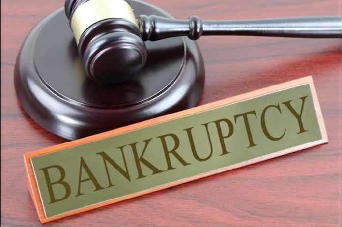 cost to file for bankruptcy