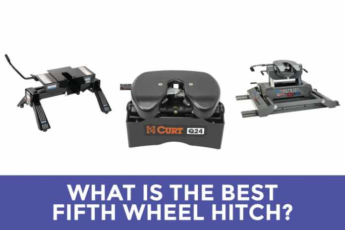 Fifth-Wheel Trailer Hitch