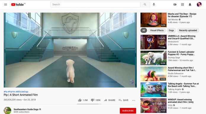 uoutube comments not loading
