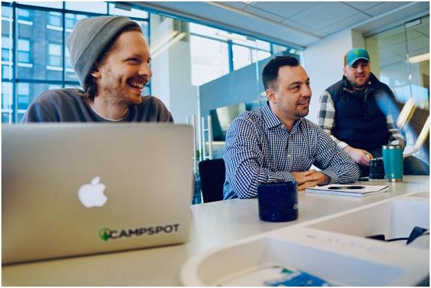 Campspot's Team Reservation System