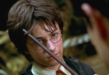 Harry Potter spells list