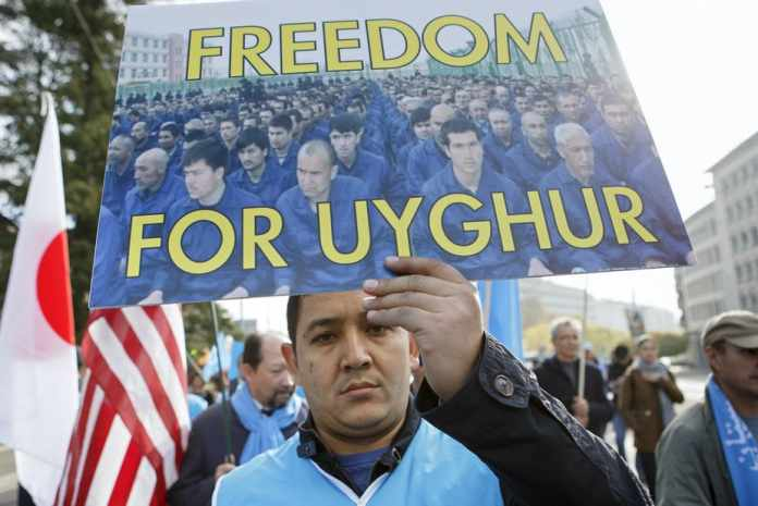 US joined EU for sanctions against China over their treatment of Uyghurs Muslims