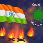 Covid Cases in India Go Over 46% of the Total Infection Rate Worldwide