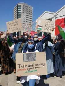 Palestinian and Israeli Ceasefire Kills Dozens of People