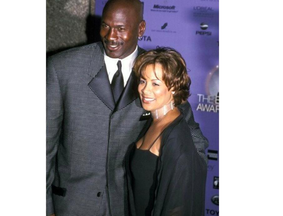 Micheal Jordan ex wife