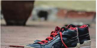 Shoe Drive Fundraising